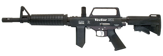 Auto Ordnance Vector Combat Paintball Gun