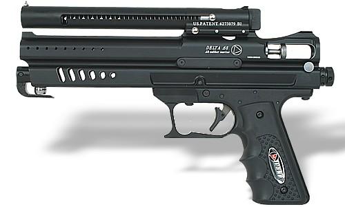 Fs For Sale Paintballers Delta 68 Co2 Pistol W Leg